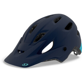Giro Chronicle MIPS Sykkelhjelmer matte midnight/faded teal